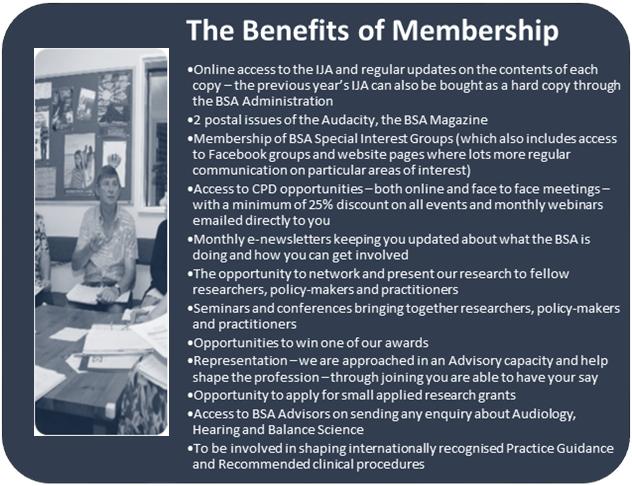 Membership bens