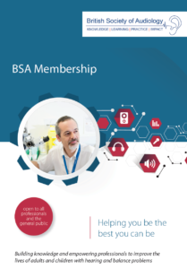Membership leaflet