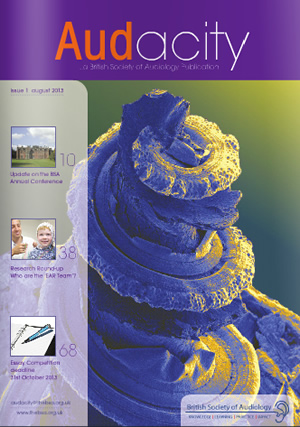 Audacity - Publication of the British Society of Audiology