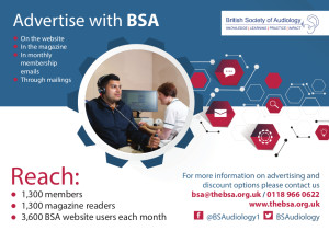 Advertise with BSA advert
